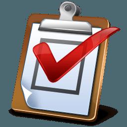 checkmark clipboard